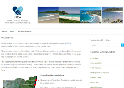 NSW Coastal Alliance