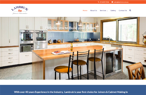 Lambruk Joiners and Cabinet Makers