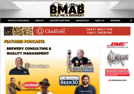 Build Me a Brewery